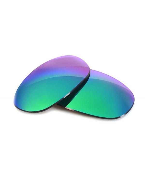 Sapphire Mirror Polarized Lenses Harpoon