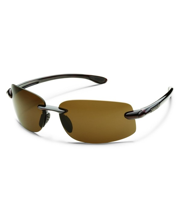 Suncloud Excursion Sunglasses Tortoise Polarized