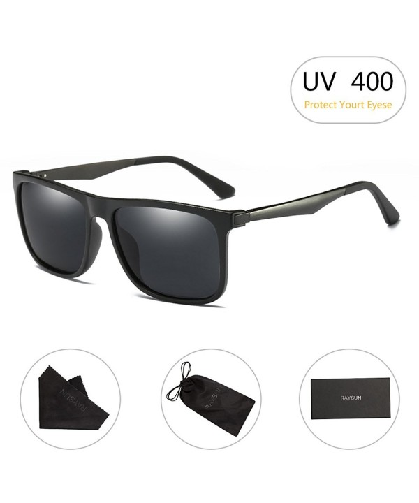 Wayfarer Sunglasses RAYSUN Driving Polarized