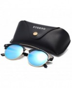 Polarized Sunglasses Rimless Designer Glasses