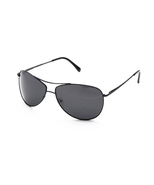 Classic Polarized Metal Aviator Sunglasses