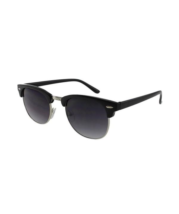 MQ Sunglasses Parker Semi rimless Microfiber