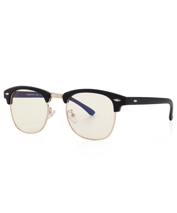 MERRYS Computer Rimless Eyewear Radiation resistant