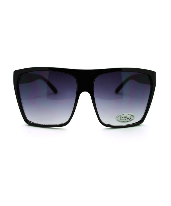 Gangster Rectangular Square Fashion Sunglasses