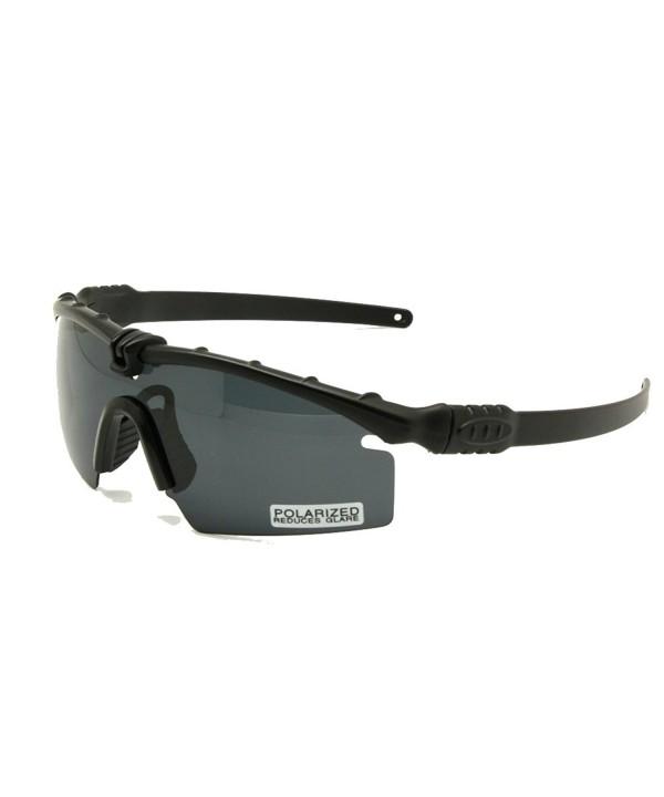 Polarized Sunglasses Ballistic Military Eyeshields