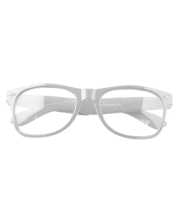 Classic Wayfarer Retro Colored Glasses