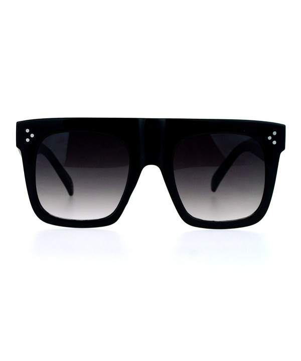 SA106 Super Thick horned Sunglasses
