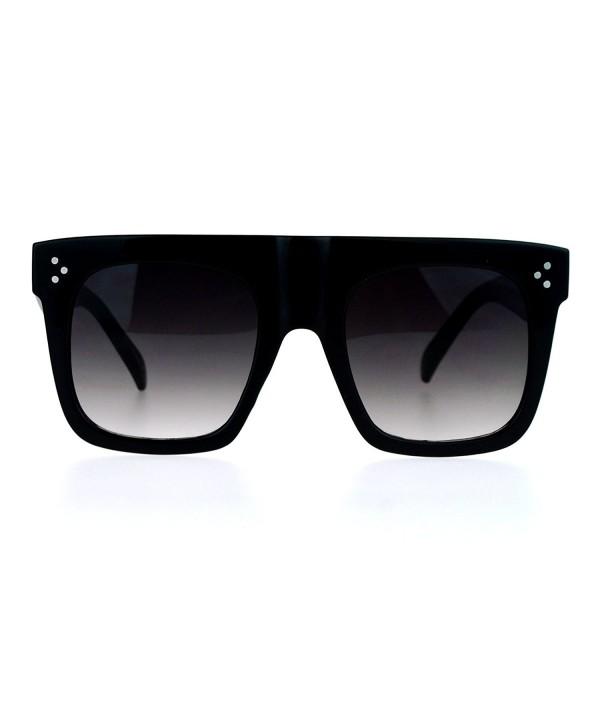 SA106 Super Thick horned Sunglasses