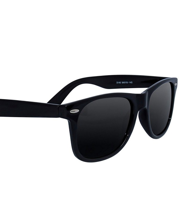 Polarized Wayfarer Sunglasses Lightweight Protection