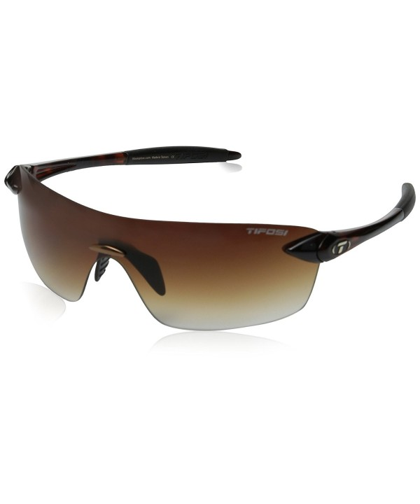 Tifosi 1160401079 Shield Sunglasses Tortoise