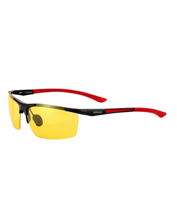 Polarized Sunglasses Aluminum Magnesium Driving