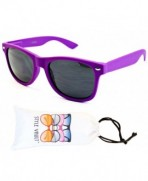 W202 vp Style Vault Sunglasses Purple Dark