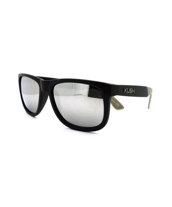 Rectangular Sporty horned Style Sunglasses