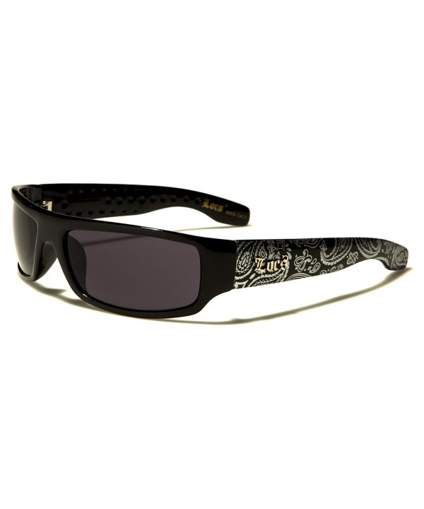 LOCS BLACK Hardcore Sunglasses JE3009B