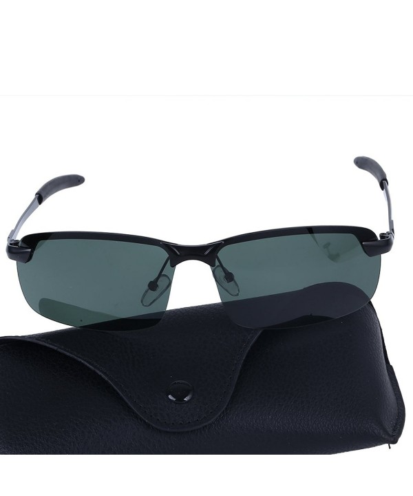 Dicssin Classic Rimless Polarized Driving