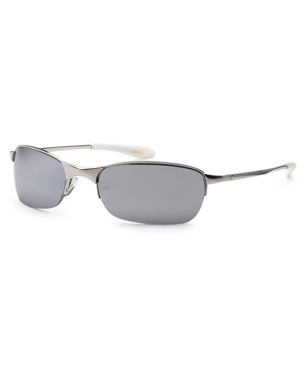 X Loop Metal Frame Sports Sunglasses