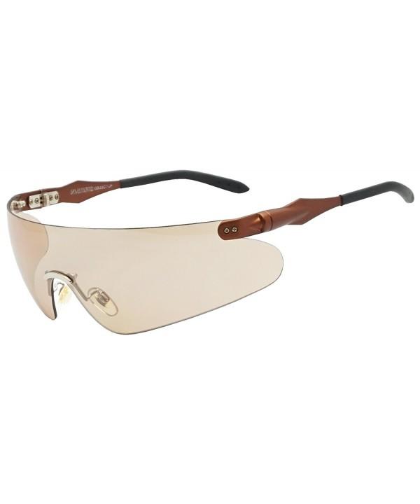 Lightweight Unisex Sports Sunglasses Transparent