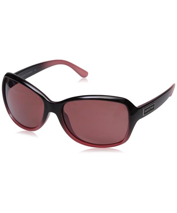 Suncloud Mosaic Polarized Sunglasses Black