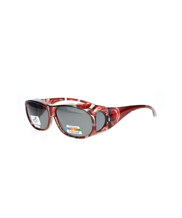 Polarized Over Lens Cover Sunglasses