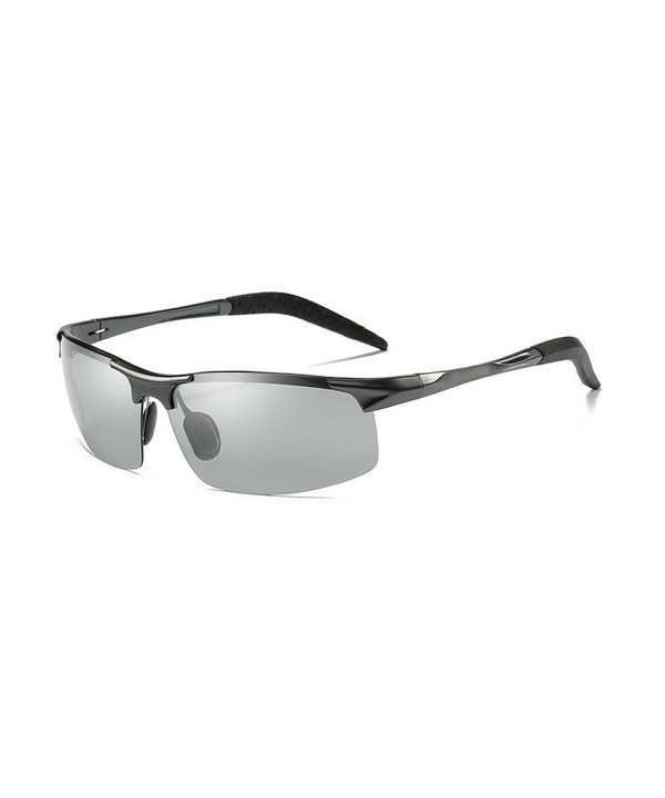Polarized Photochromic Sunglasses Photosensitive gun photochromatic