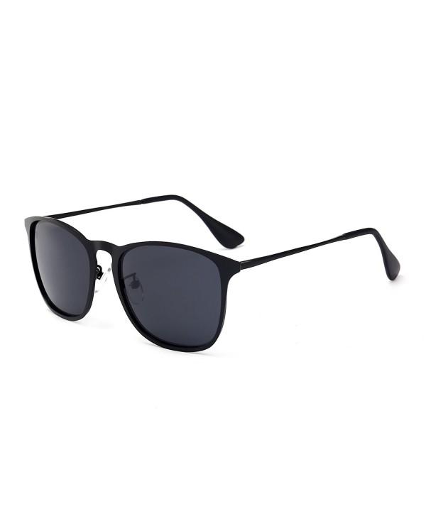 SUNGAIT Aluminum Sunglasses Wayfarer 6037HKHU