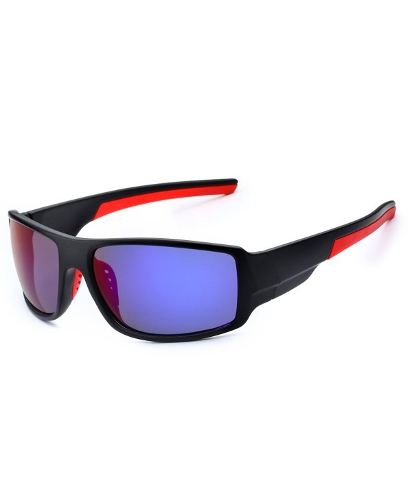 PenSee Running Lightweight Polarized Sunglasses