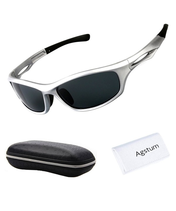 Agstum Polarized Goggles Sunglasses Unbreakable