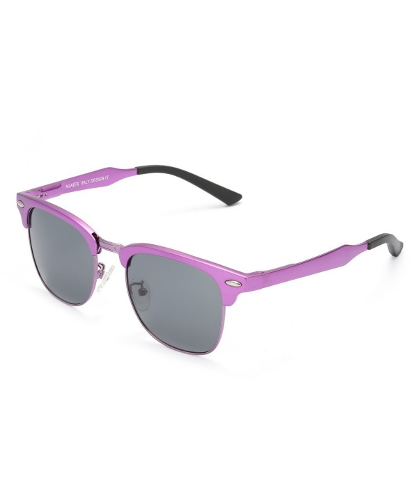 Polarized Sunglasses Semi Frame Protection Driving