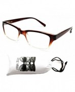 W173 vp Style Vault Clear Sunglasses