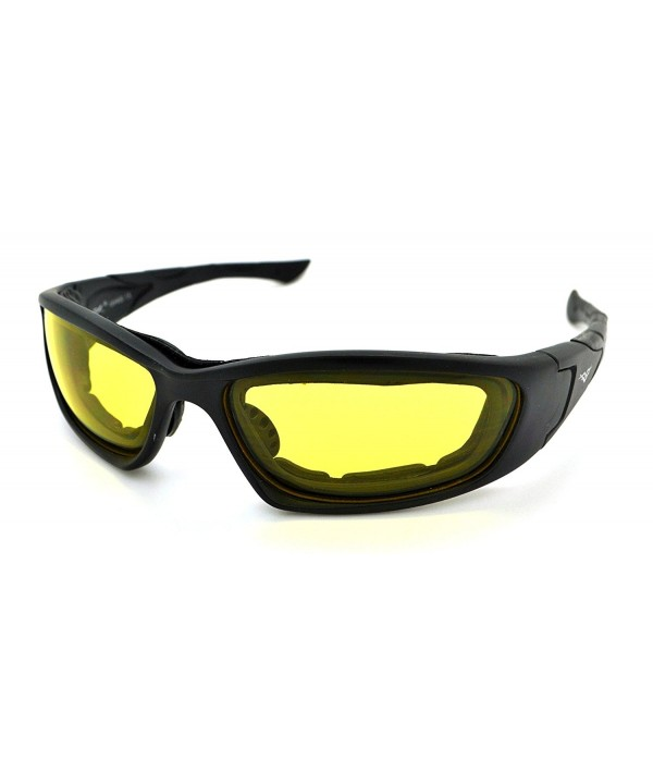 Lightweight Strong Motorcycle Sunglasses Microfiber