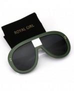 ROYAL GIRL Oversized Sunglasses Vintage