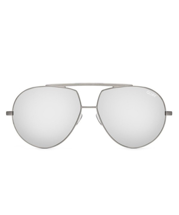 Quay Australia Sunglasses Oversized Aviator