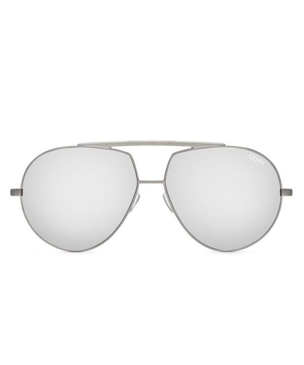 Quay Australia Sunglasses Oversized Aviator