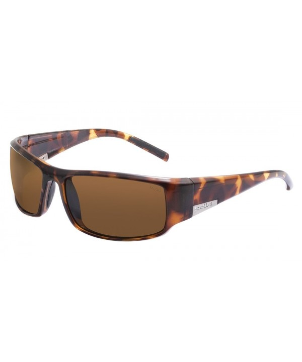 Bolle King Sunglasses Tortoise Polarized