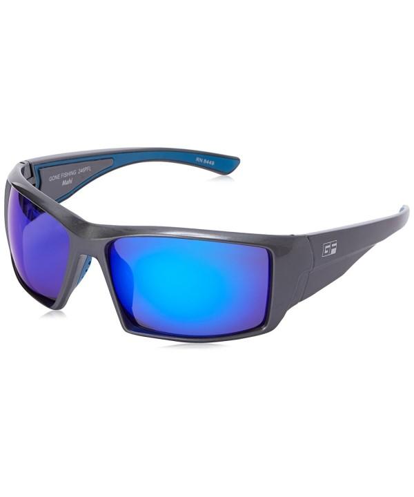 Gone Fishing Mahi Polarized Sunglasses