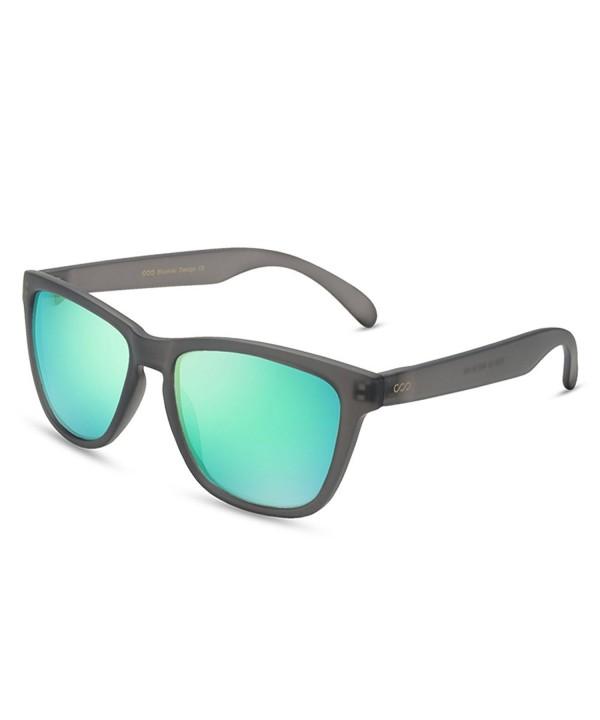 Polarized Wayfarer Sunglasses BLUEKIKI YEUX