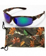 Camouflage Sunglasses Fishing Hunting Micorfiber