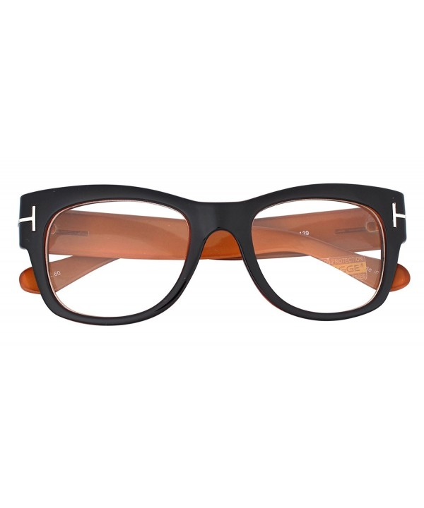 Oversized Square Rimmed Glasses Non prescription