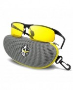 BLUPOND Night Driving Glasses Polycarbonate