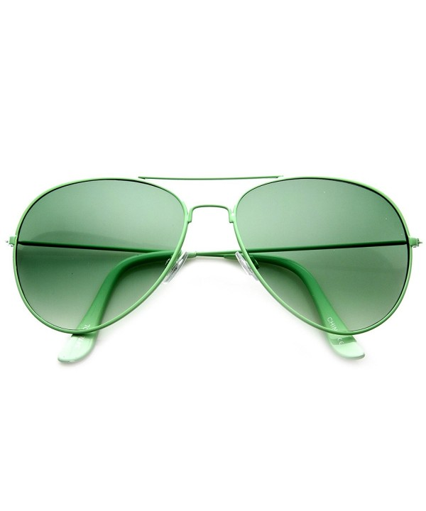 zeroUV Classic Tearddrop Aviator Sunglasses