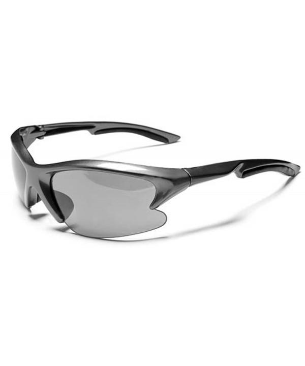 JiMarti JM22 Sunglasses Unbreakable Gunsmoke