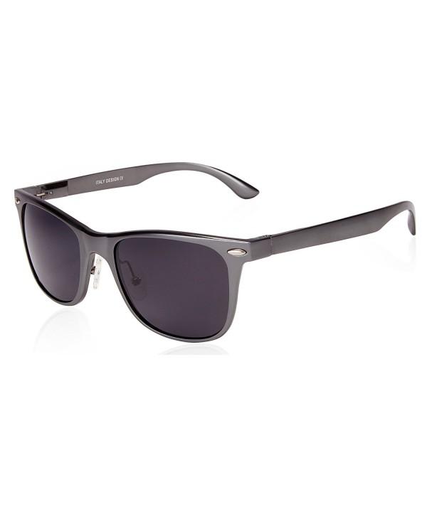 SUNGAIT Polarized Wayfarer Sunglasses Women
