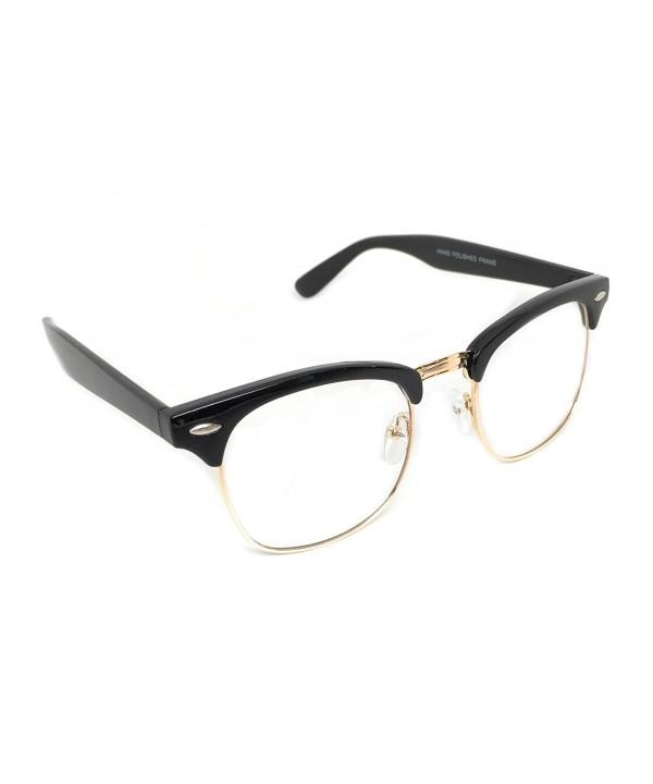 WebDeals Vintage Classic Browline Sunglasses