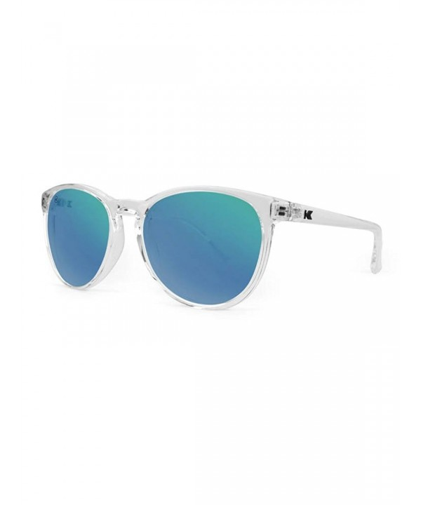 Knockaround Non Polarized Sunglasses Clear Moonshine
