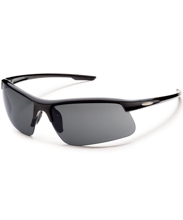 Suncloud Rimless Polarized Fashion Sunglasses