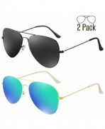 Livh%C3%B2 Sunglasses Aviator Polarized Protection