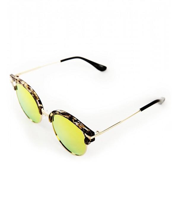 O2 Eyewear Oversize CatEye Sunglasses