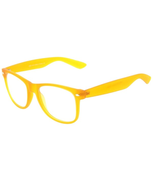 zeroUV Rubber Finish Rimmed Glasses