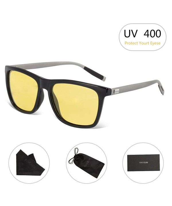 Glasses RAYSUN Polarized Driving Sunglasses