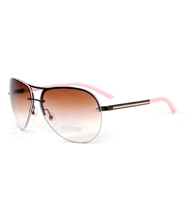 Dasein Classic Aviator Sunglasses Metallic